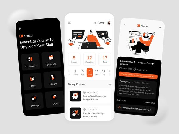 Courses iOS App