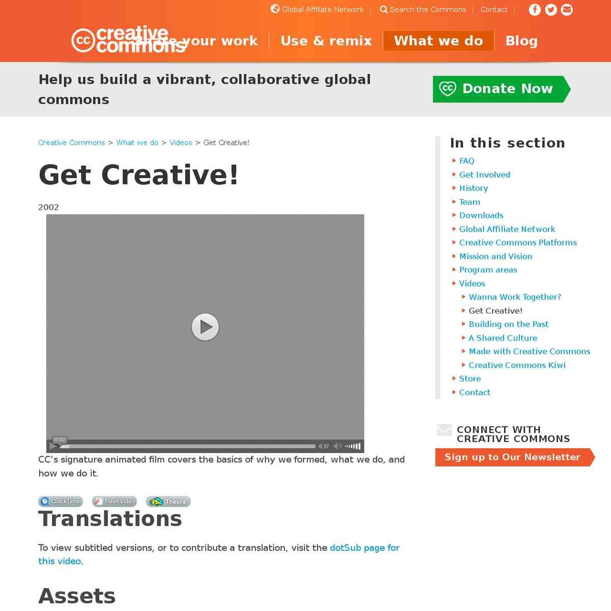 02.5 Get Creative: Creative Commons
