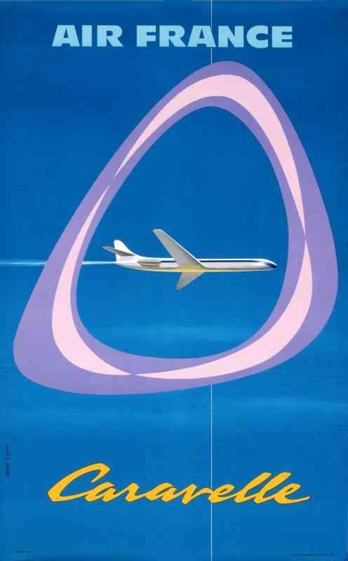 Air France - Caravelle