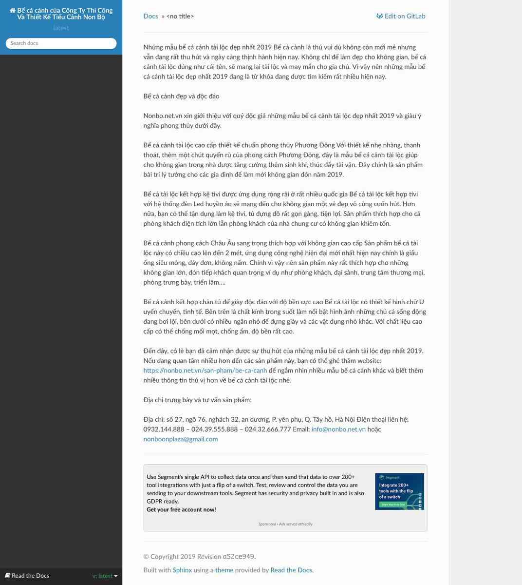 <no title> — Tài liệu Bể cá cảnh của Công Ty Thi Công Và Thiết Kế Tiểu Cảnh …
