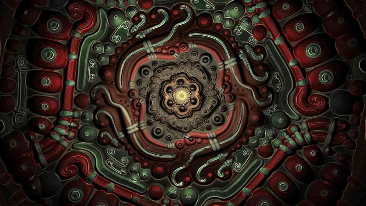 Continuum Infinitum (video loop) on Vimeo