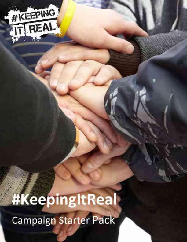 Full Circle - KeepingItReal Campaign Starter Pack