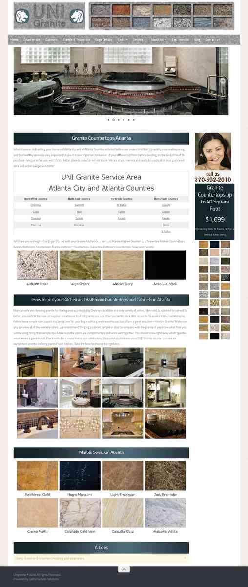 Granite Countertops Marietta GA