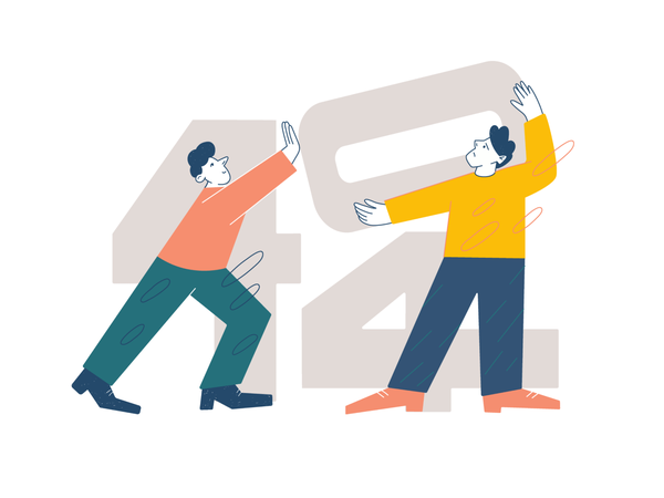 Humpy Illustrations | 404