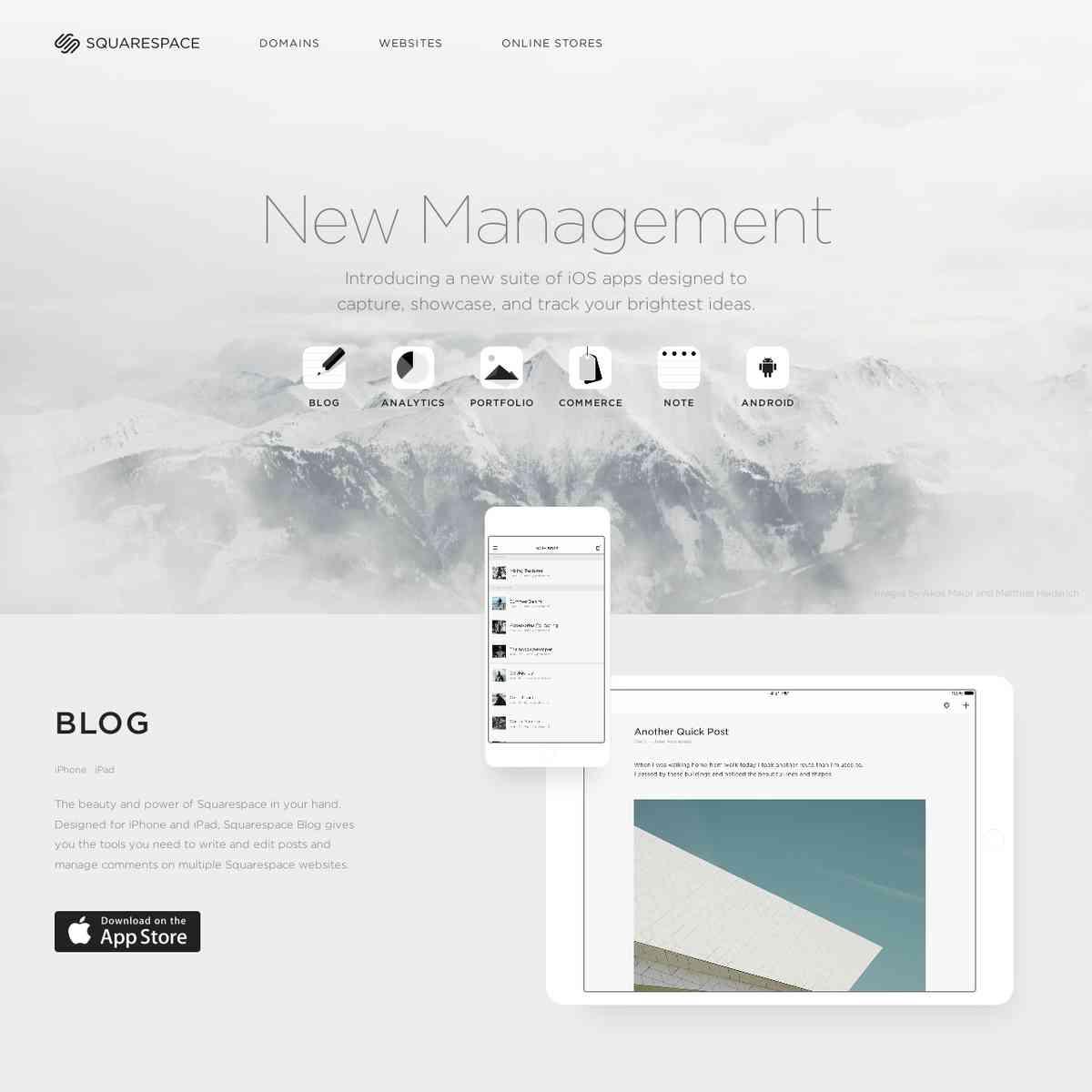 squarespace.com/apps#intro