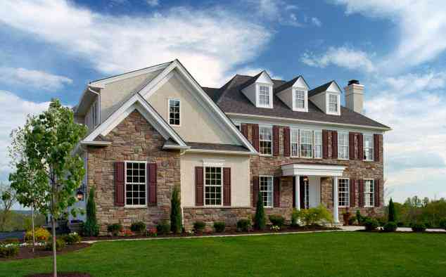Moser Homes   New Homes in Chester County & Delaware County PA