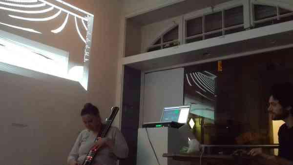 Improvisation with Ted Davis