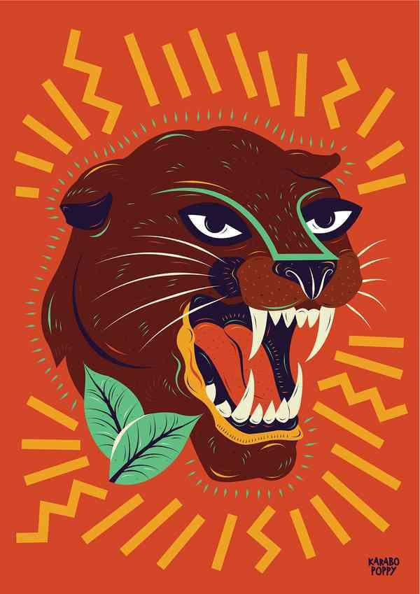 The Fierce Puma