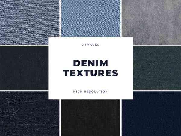 Denim Texture Images