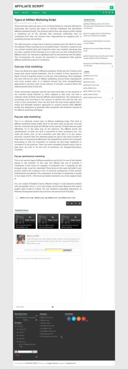 affiliateclonescript.blogspot.in/2014/03/types-of-affiliate-marketing-script.html