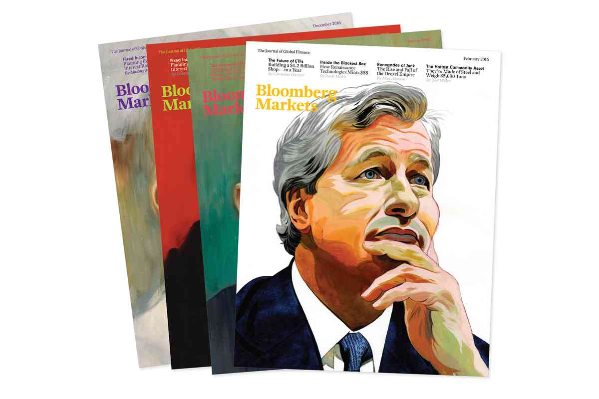 Bloomberg Markets, Magazine Re-Design & Style Guide | WELCOME TO COLOR & hello to karlssonwilker (V)