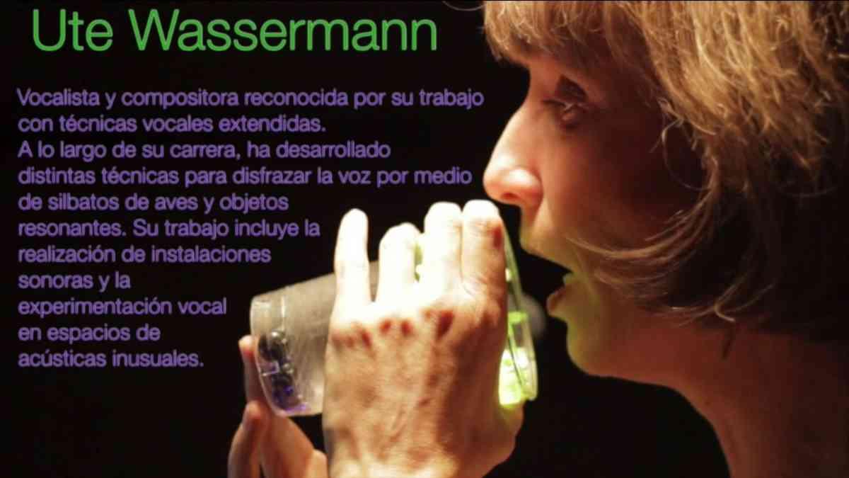Videopromo de Hábitat Imaginario, con Ute Wassermann, en el canal de Fonoteca Nacional (parte I), …