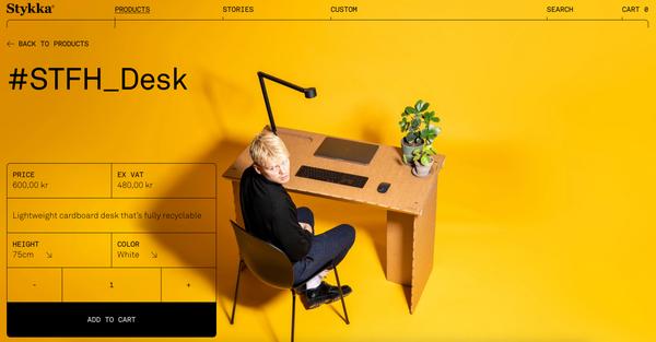 Stykka   Product page