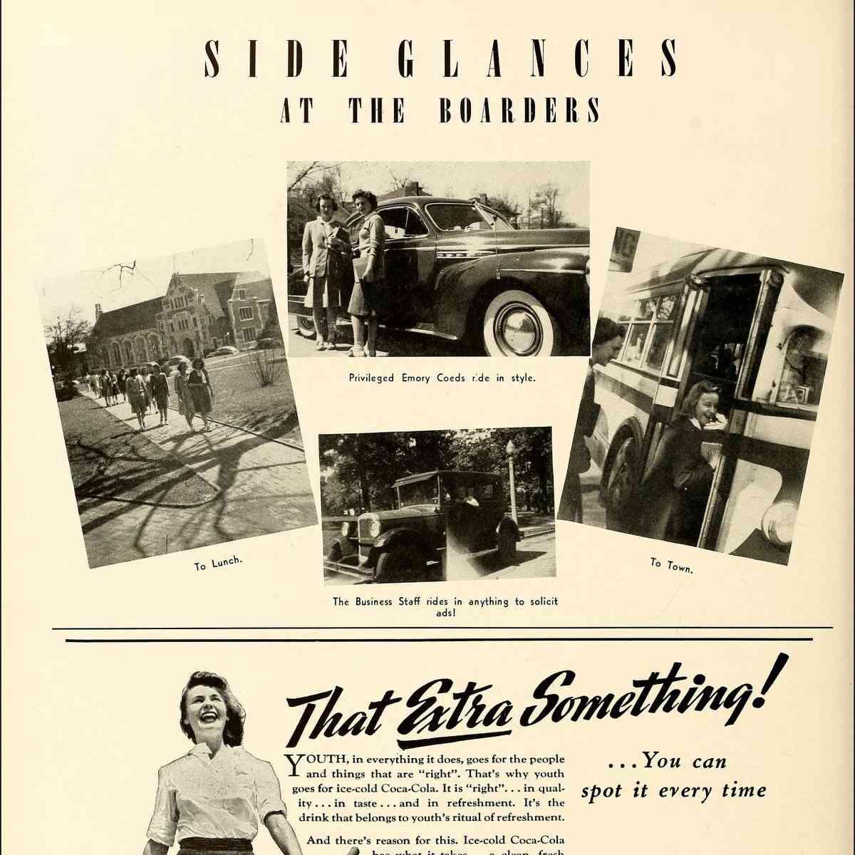 1943 Coca-Cola ad