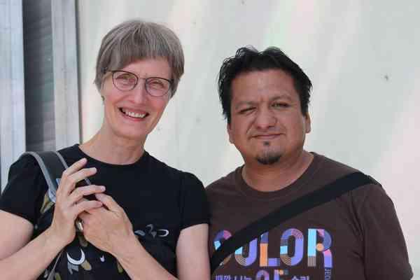 Ute Wassermann y Fernando Vigueras. Festival Vértice / Poética Sonora Mx