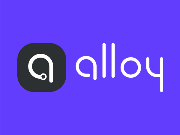 Alloy Wordmark + Logo (Branding)