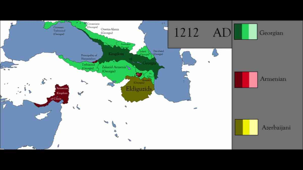 History of the South Caucasus