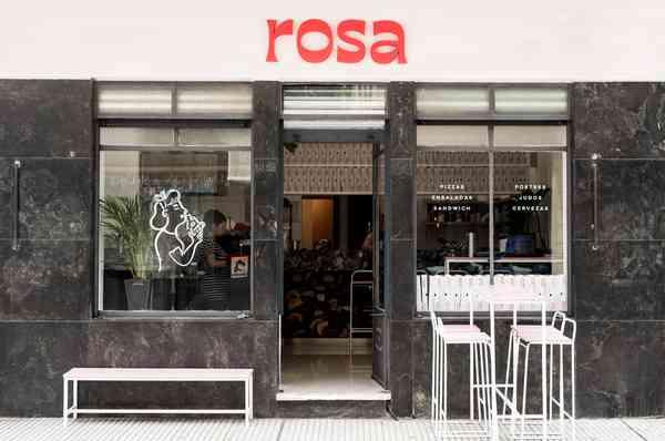 Pizza Rosa | Facade