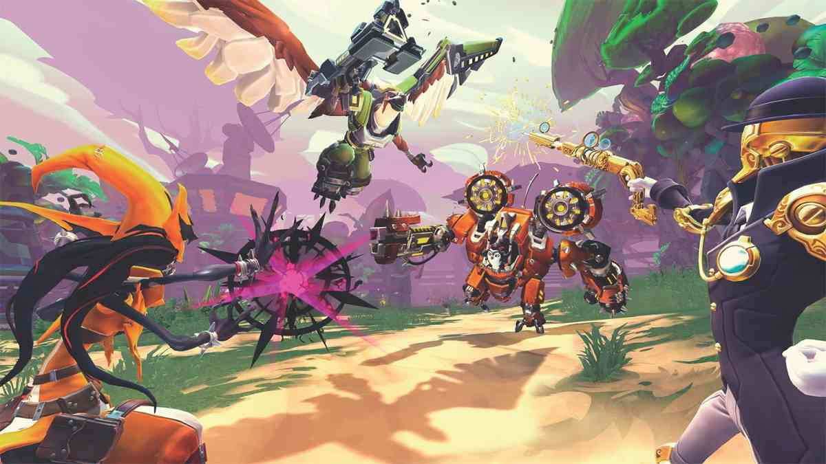 Battleborn Ultimate Character Mix