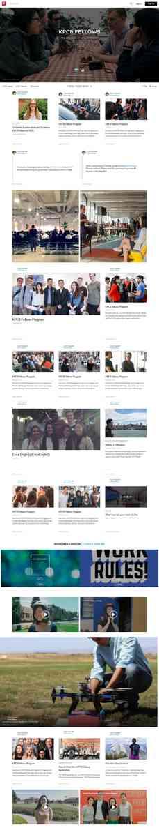 KPCB Fellows on Flipboard