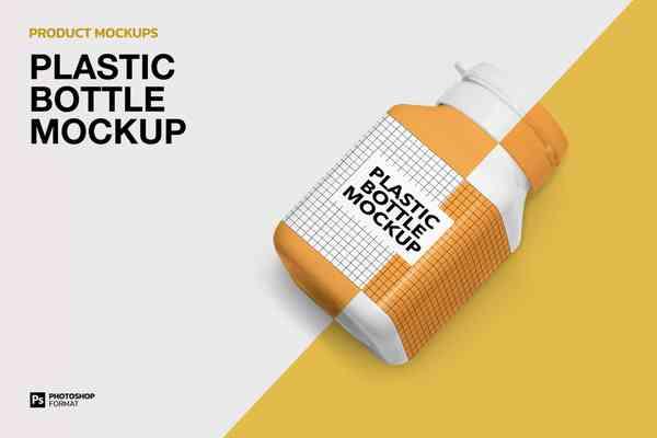 $ Plastic Bottle