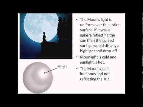 Rétablissons Quelques Vérités à propos de la Lune - YouTube