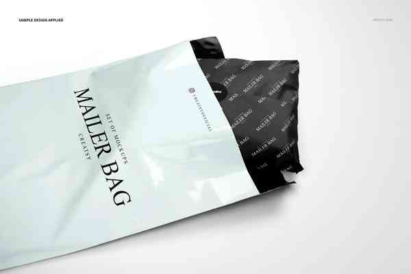Mailer Bag Wrapping Tissue Paper Set