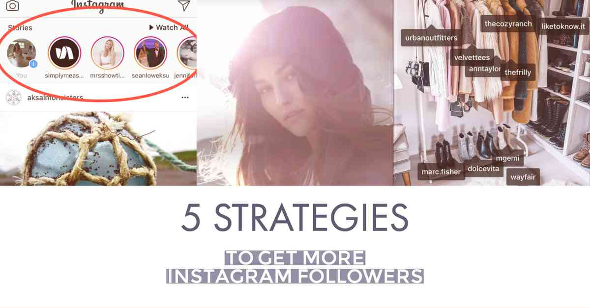 5 Strategies to Get More Instagram Followers | Simply Measured