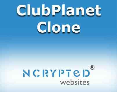 ClubPlanet Clone