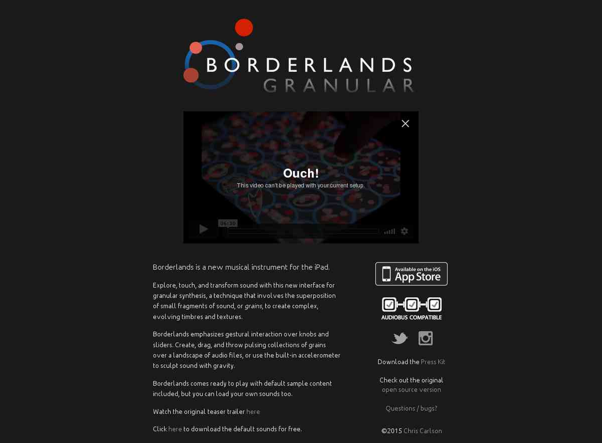 borderlands-granular.com/app/