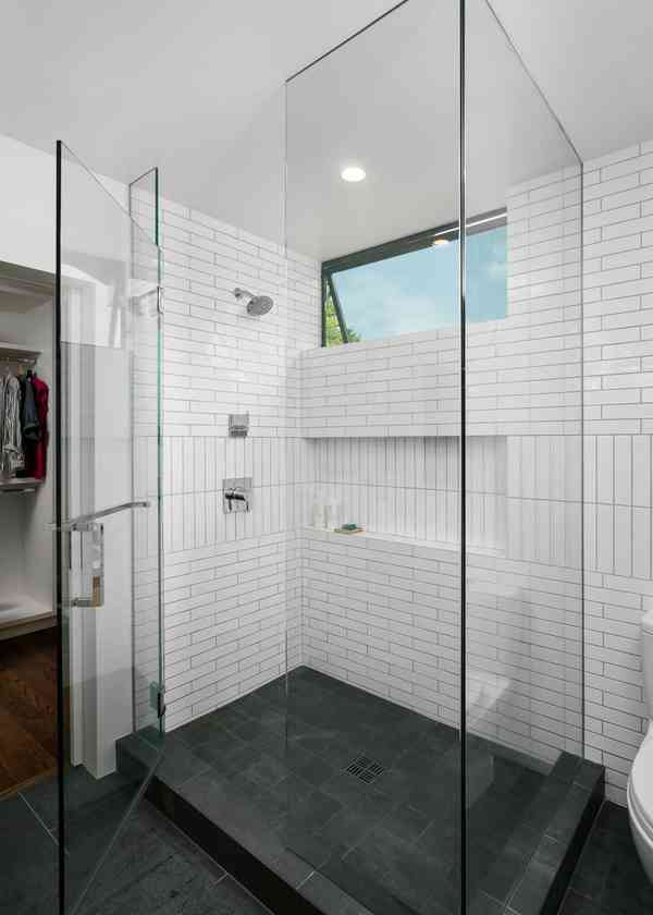 Allaseba Residence - Midcentury - Bathroom - Los Angeles - by Hsu McCullough