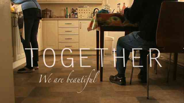 Together  we are beautiful