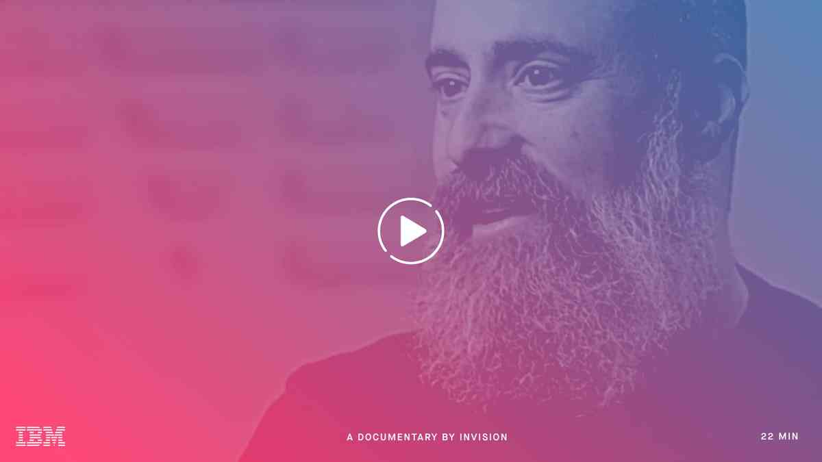 THE LOOP: a documentary on IBM design thinking | InVision