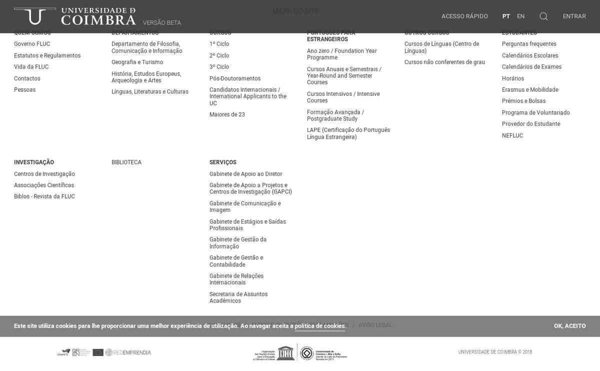 Cinemalogia 3 — Os Formadores   Universidade de Coimbra: Notícias