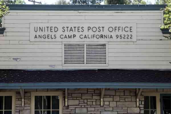 USPS, Angels Camp, CA