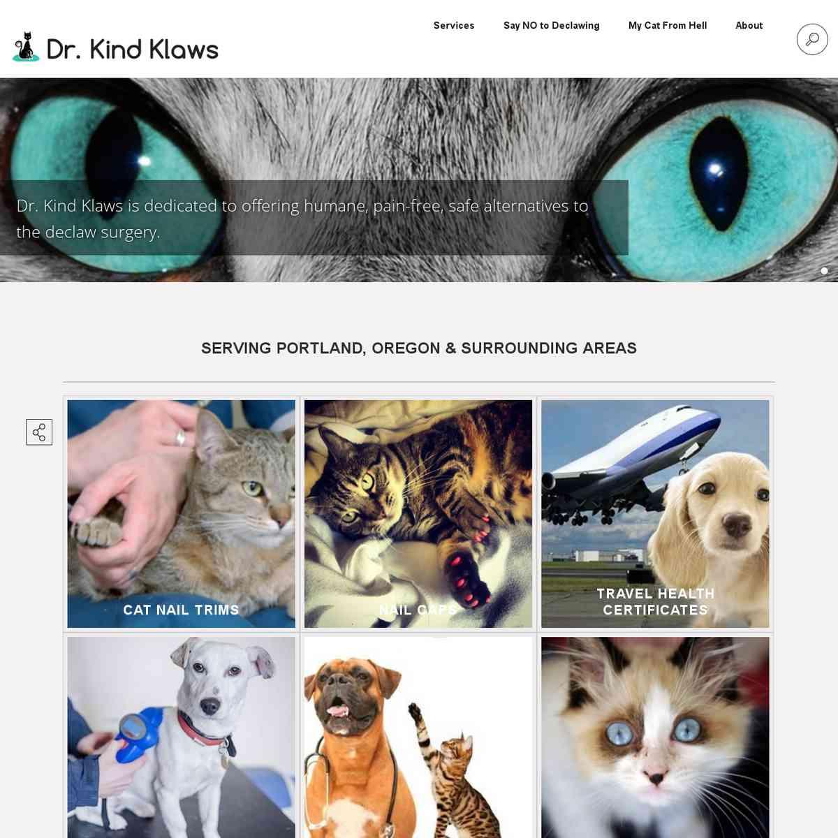 Dr. Kind Klaws