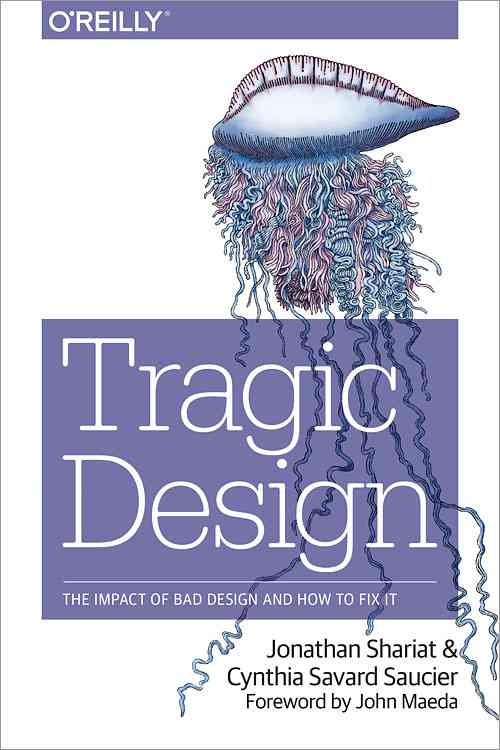 The Tragic Design Book
