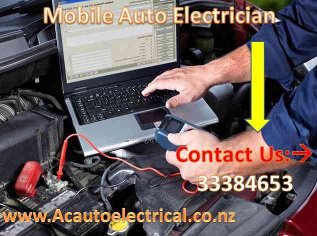 Mobile Auto Electrician | Sandra Johnsonn...