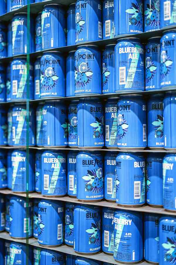 Blue Point Brewing   Cans