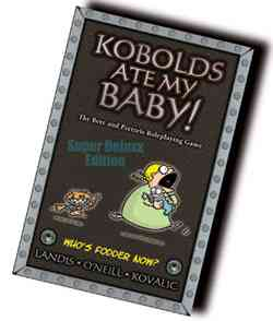 Game - Kobolds ate my baby (free)