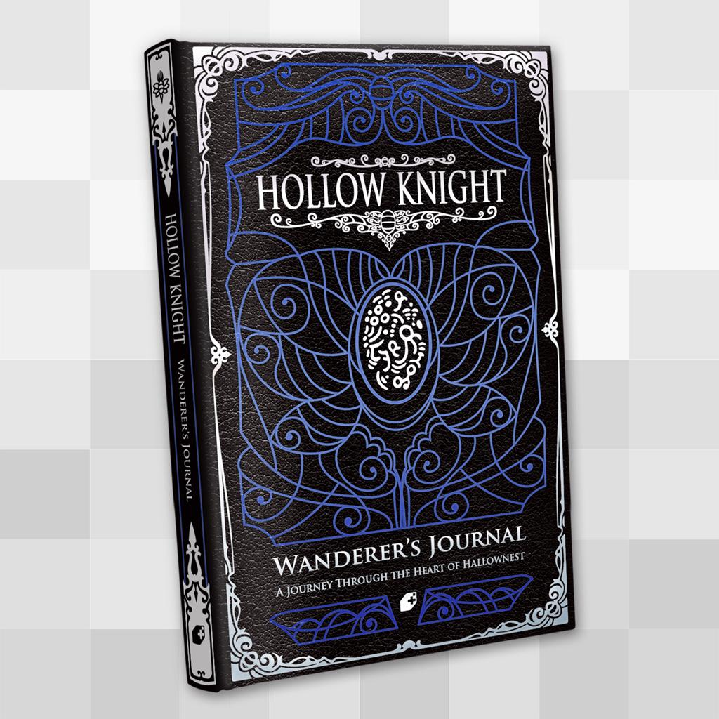 Hollow Knight - Wanderer's Journal - Fangamer