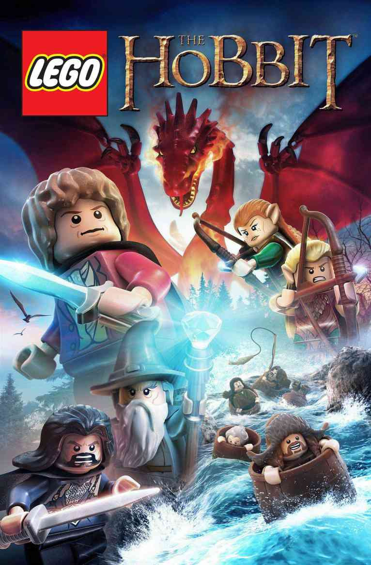 Lego. The Hobbit
