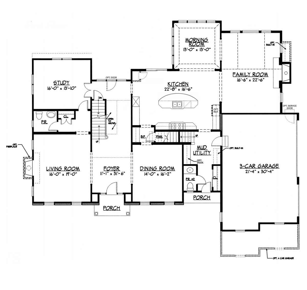 Moser Homes - The Yellow Springs - Interactive Floor Plan