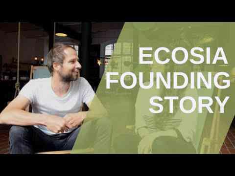 Ecosia's founding story EN + FR subtitles