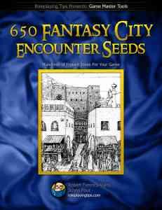 Gen - City Encounters