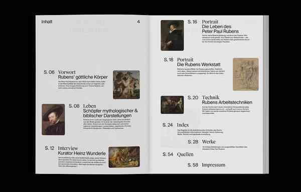 Die neue Stofflichkeit | Table of contents