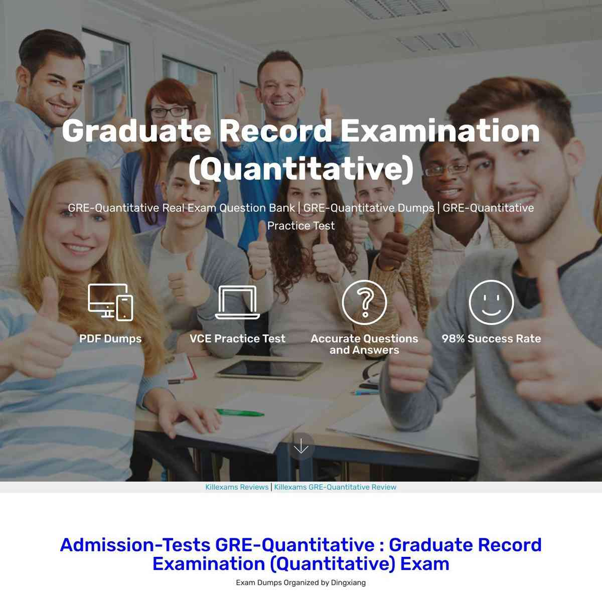 GRE-Quantitative Study Guide are ultimately necessary for real exam