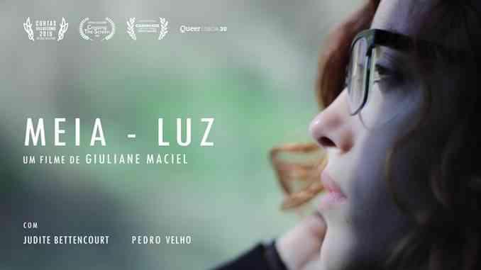 """Filme de aluna da ESAD.CR – Giuliane Maciel do Curso de Som e Imagem selecionada com o filme """"M…"""