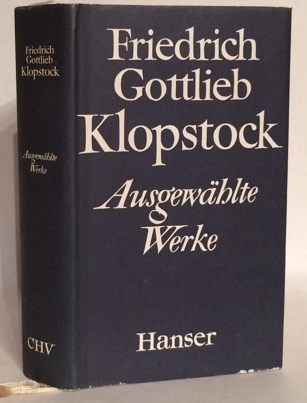 Friedrich Gottlieb Klopstock, 1969