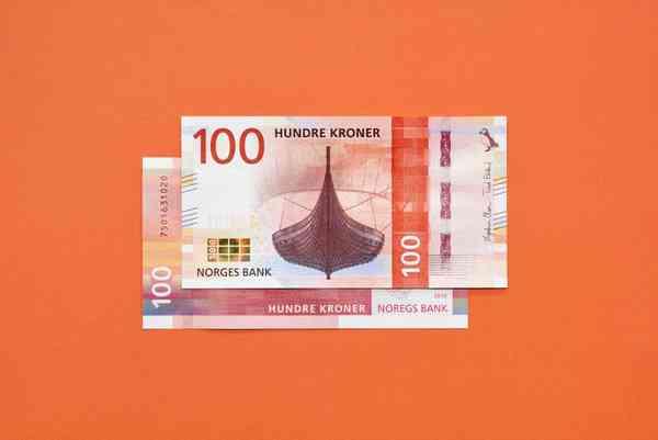 Norwegian banknotes   100